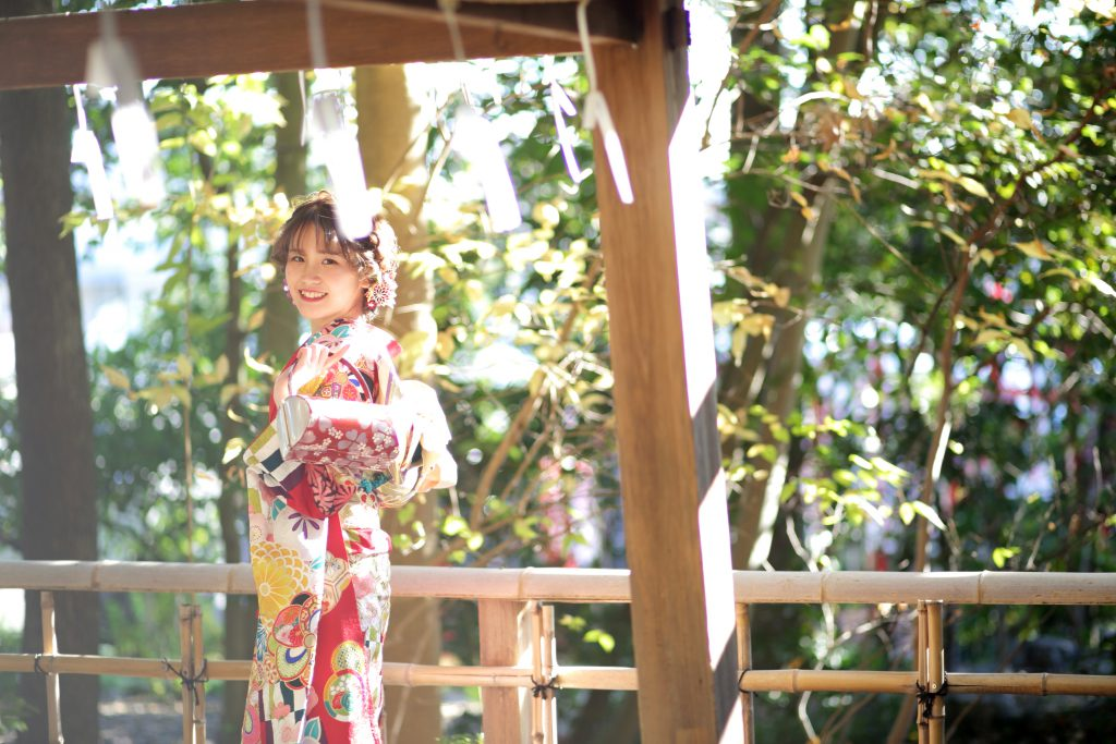 【2022年成人式の方】成海神社で春のロケーション撮影はじまります。