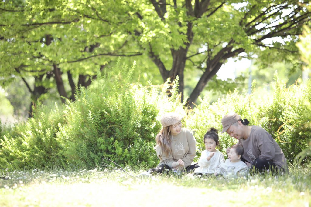 公園ロケーション撮影 - Place of memories –
